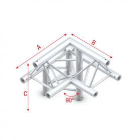 Showtec Separate Cone for Aircone Q6 WDMX - Imagen 1