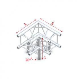 Showtec LED Rubber Twinkle Light WW 100 ledes/10m/espacio entre ledes 10cm - Imagen 1